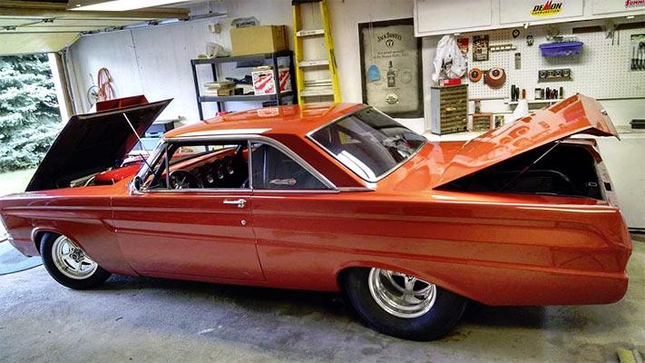 1965 Mercury Comet Calienti Custom - Muscle Car
