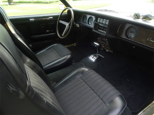 1970-Mercury-Cougar-XR7-H-Code-134785