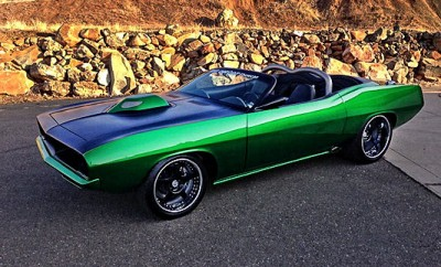 1970-Plymouth-Barracuda-Mean-Green-Custom-123