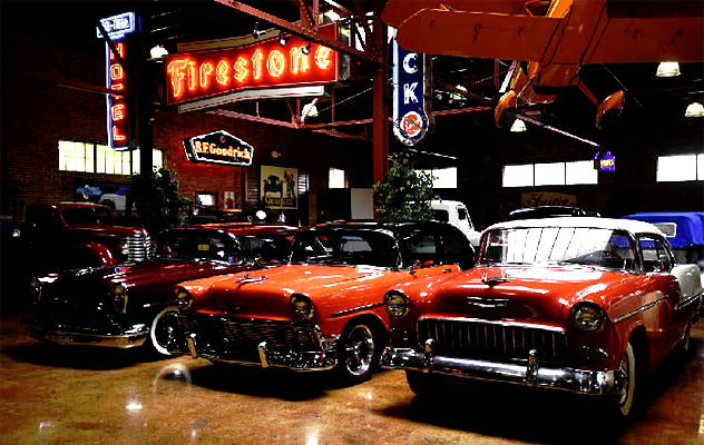 Hidden Classic Cars Chattanooga Hidden Treasures Muscle Car - Coker tire car show 2018