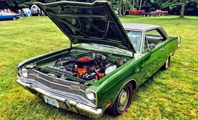 1969-Dodge-Dart-GTS-Matching-Numbers-383-1281