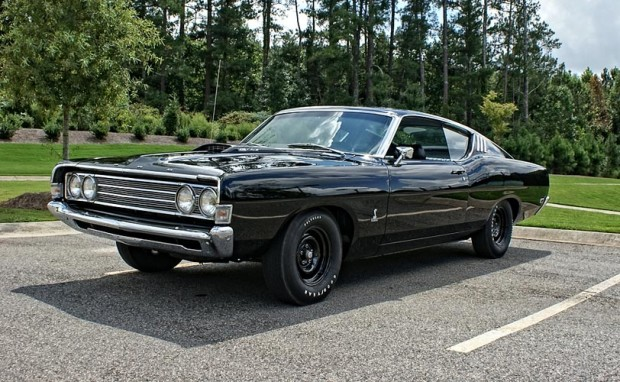 1971 Mustang Pro Touring >> Pick Of The Day: 1969 Ford Torino 428 Cobra Jet RAM Air - Muscle Car