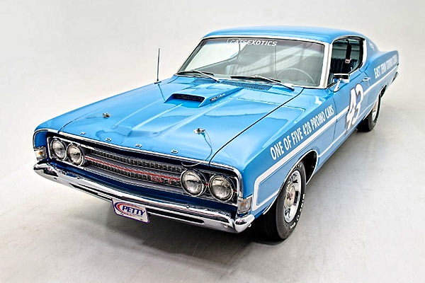 1969-Ford-Torino-Richard-Petty-Edition-34545645621