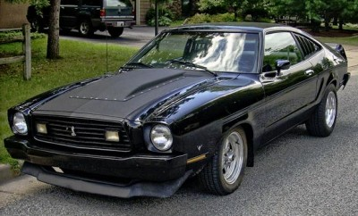 1977 Mustang Cobra 2 by Greg Schwartz | Muscle Car
