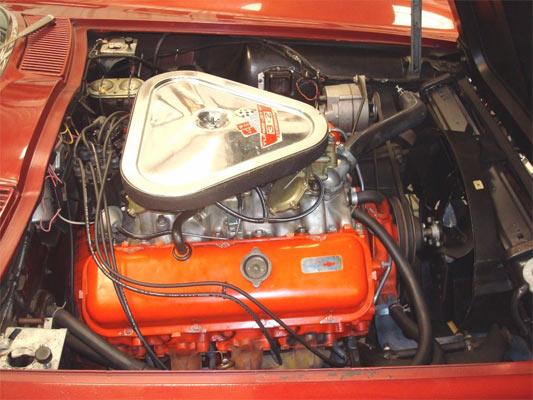 1967-Chevrolet-Corvette-UnRestored-Convertible-165767