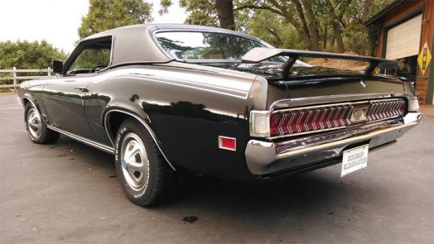 1970 Mercury Cougar XR7-12