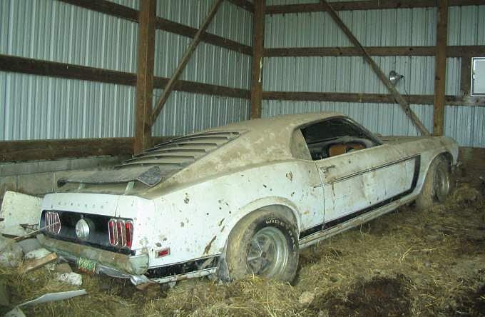 Mustang Boss 302 435