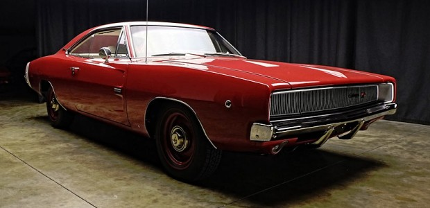 1968 Dodge Charger R/T: 426ci Hemi - Muscle Car