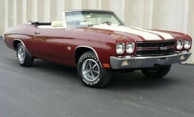 1970 Chevelle 454-678