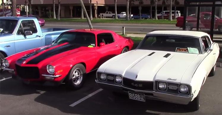 Bellair Plaza Daytona Beach Car Show