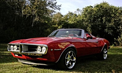 My 1967 Pontiac Firebird Convertible456