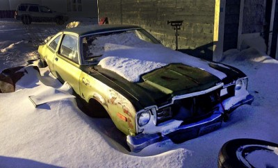 Muscle-Cars-In-Snow-5675671