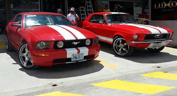 Old Or New Muscle Cars Muscle Car