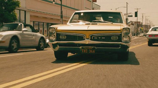 Muscle Cars From The Movie 'Faster': Chevelles and GTOs ...