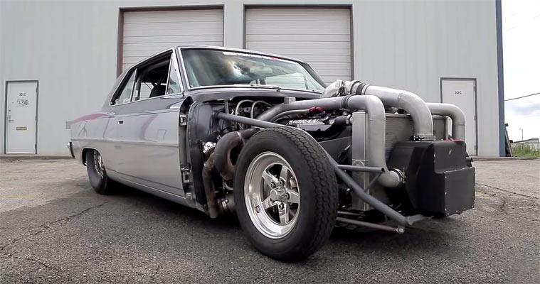 Chevelle Muscle Car Parts