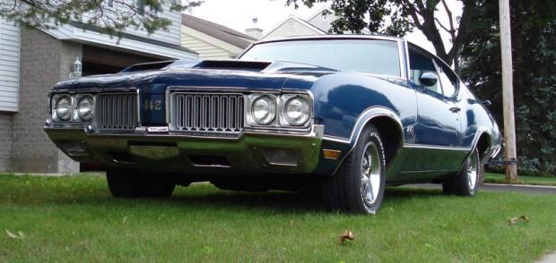 Oldsmobile-442-12345