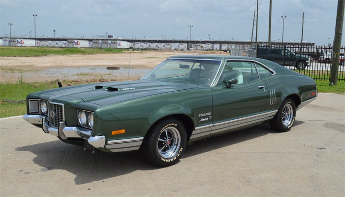 A Very Rare 1972 Mercury Montego GT 429, Maybe A Cyclone ...