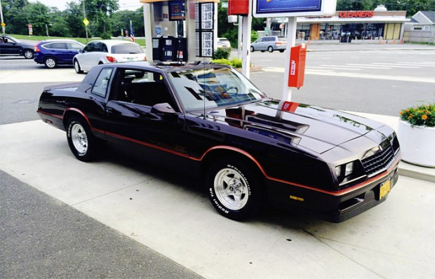 My 1986 Chevrolet Monte Carlo SS By Frank Ward  - Muscle Car