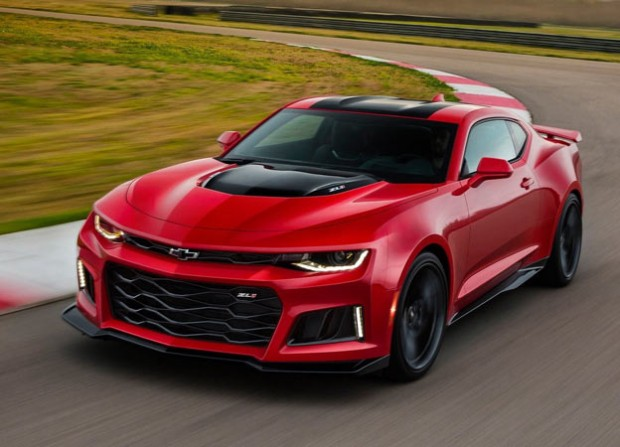 The 2017 Camaro Zl 1 Let The Competition Continue Muscle Car