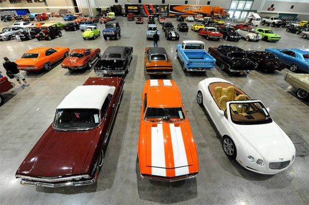 Mecum Auction Muscle Rarities This Weekend Muscle Car