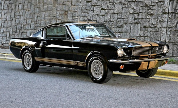 Find Of The Day 1966 Ford Mustang Shelby Gt350 Hertz 1