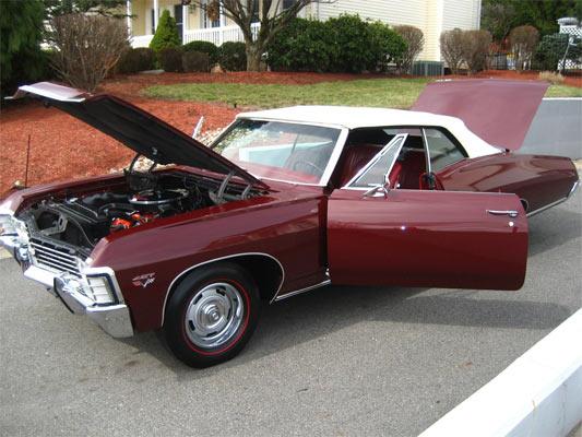 1967 chevrolet impala ss 427 z24 car for sale autos post. Black Bedroom Furniture Sets. Home Design Ideas