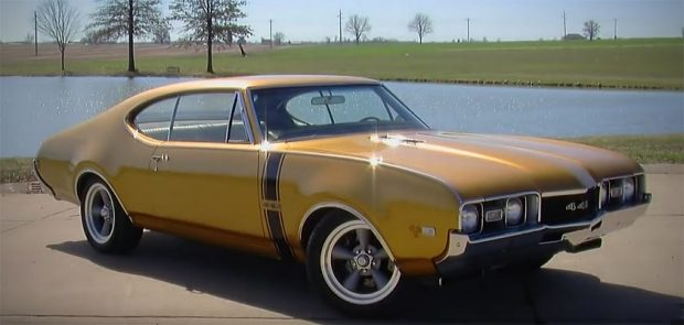 1968-Oldsmobile-Cutlass-68345345