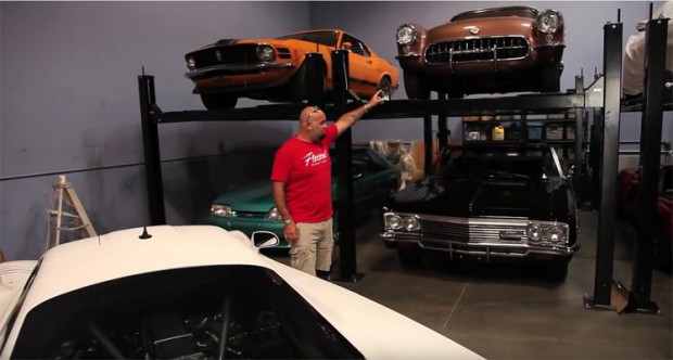 Paul Walker S Muscle Car Collection Muscle Car