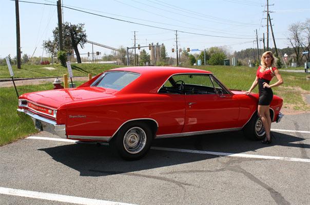 1966-Chevrolet-Chevelle-SS-Girl245345