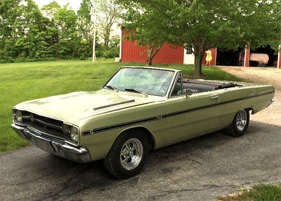 A magnificent 1968 dodge dart gt convertible muscle car 1968 dodge dart gt 1456546456 sciox Images