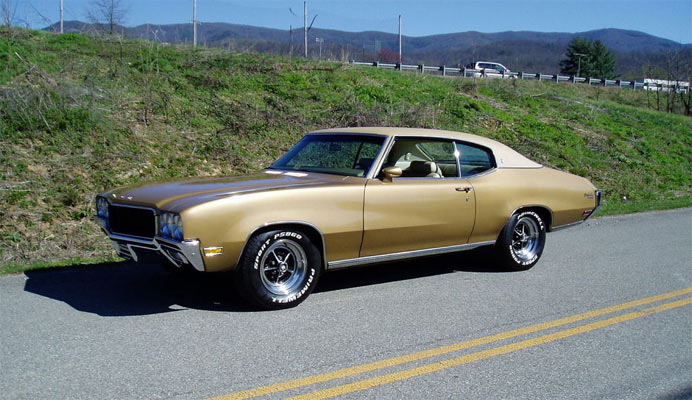 Best Buy Transmission >> This is one Beautiful Numbers Matching 1970 Buick Skylark 350 - Muscle Car