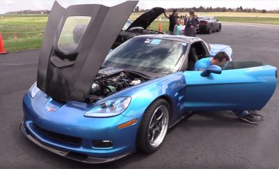 1000 hp chevrolet corvette zr1 world 39 s fastest half mile muscle car. Black Bedroom Furniture Sets. Home Design Ideas