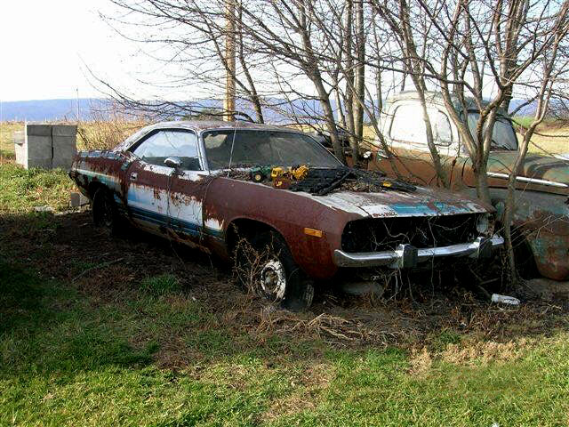 this hurts to the core abandoned muscle cars muscle car. Black Bedroom Furniture Sets. Home Design Ideas
