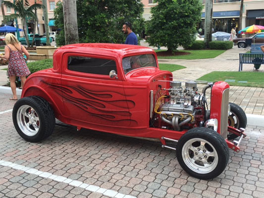 Cool Hot Rods Muscle Cars And Classics At Fathers Day Classic - Muscle cars and classics