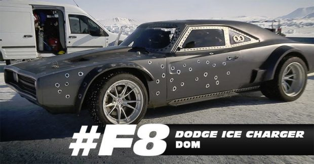 The Ice Cars From The Fast And Furious Muscle Car