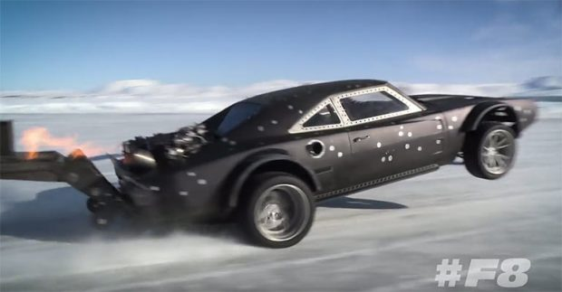 The Latest Fast Furious Footage From Iceland Muscle Car