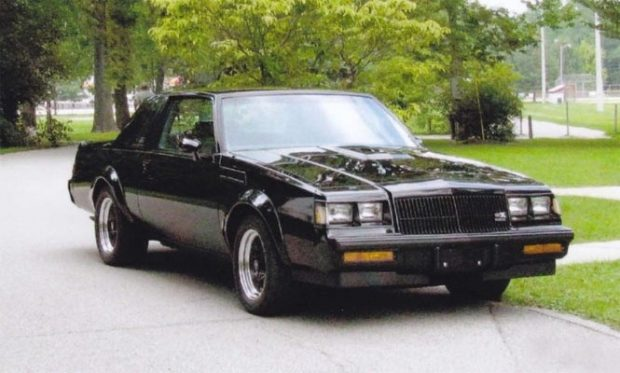Buick Grand National 2016 >> Find Of The Day 1987 Buick Grand National Turbo Gnx 209