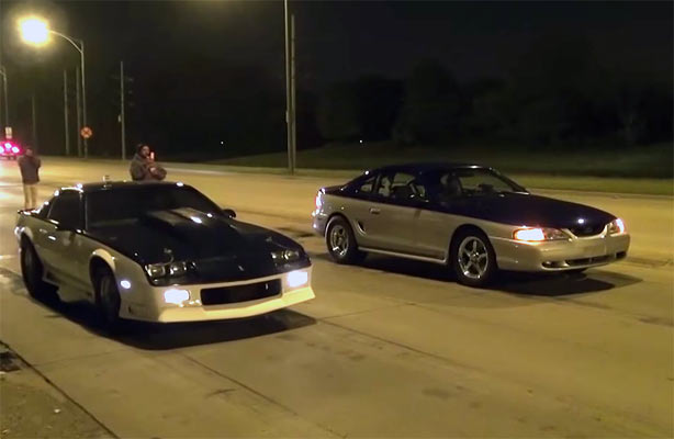 Is A Mustang Faster Than A Camaro