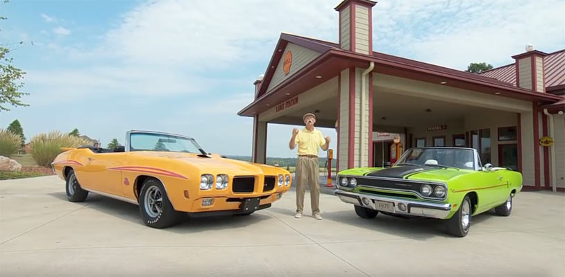 My Classic Car 70 S Muscle Cars With Dennis Gage Muscle Car
