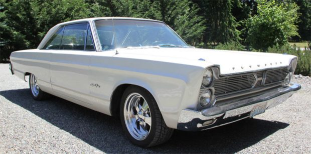 a fine 1966 plymouth fury iii show car muscle car. Black Bedroom Furniture Sets. Home Design Ideas
