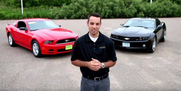 Camaro-RS-vs-2014-Ford-Mustang