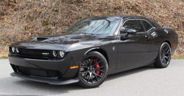 Could The 2019 Dodge Challenger Have 750hp Muscle Car