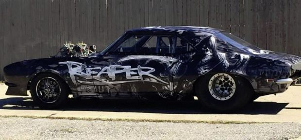 The Reaper SS from Street Outlaws at No Prep Madness ...