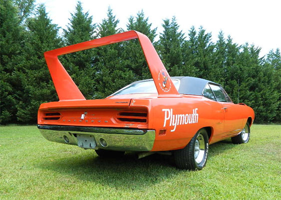 Find Of The Day 1970 Plymouth Superbird V Code Muscle Car