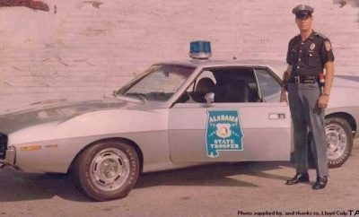 Javelin Police Car-78y