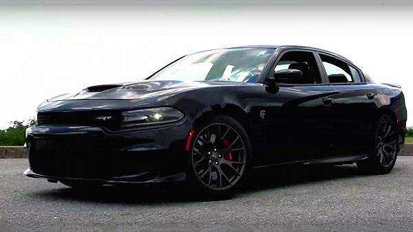 The 2017 Dodge Charger Hellcat still brings in incredible horsepower ...