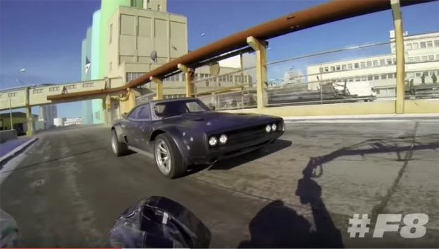 Exclusive Teaser Clips Of Fast Furious Muscle Car