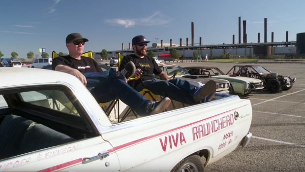 Roadkill 50th Episode Special Muscle Car ShowDown - Muscle Car