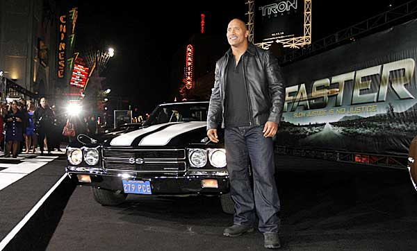 The Muscle Cars Of WWE Wrestling Stars - Muscle Car