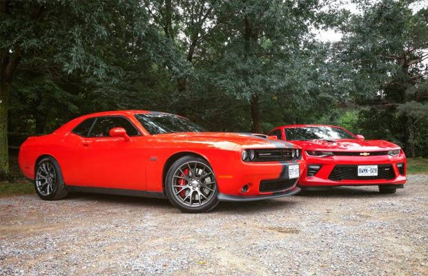 Is A 2016 Chevrolet Camaro Ss Better Than A Dodge